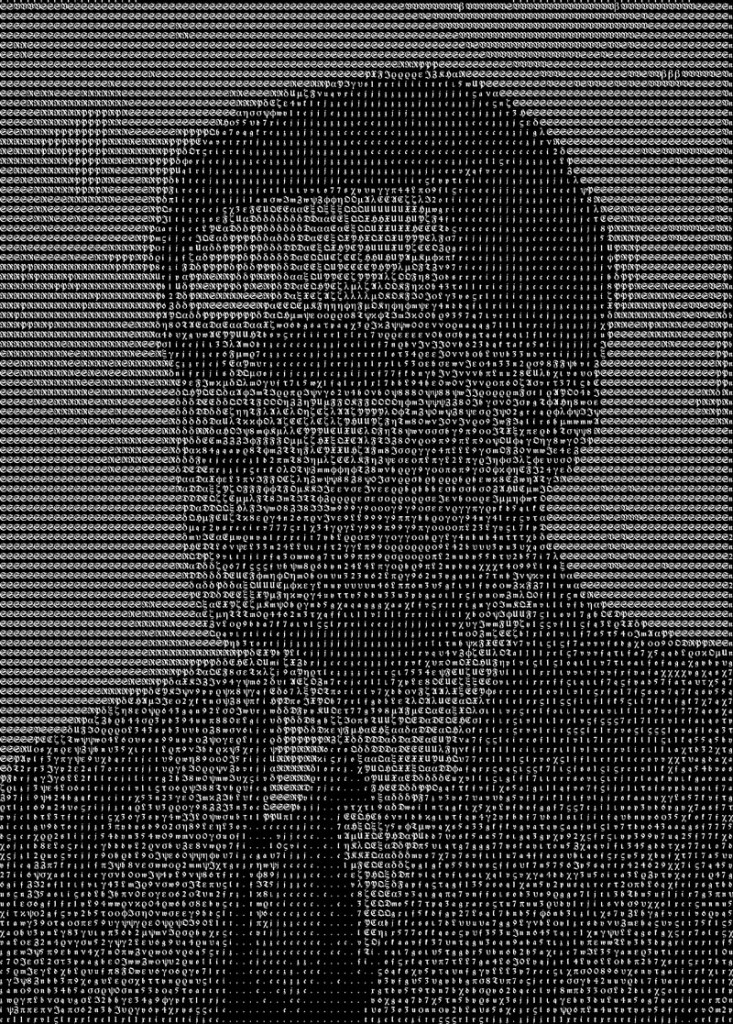 portrait of Turing