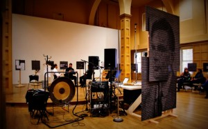 turing installation and concert